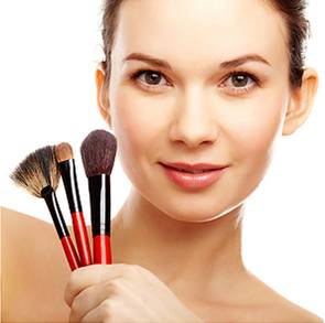 choose oil free makeup